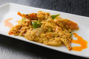 定番だからこそ、味わいにこだわっています。『トム・ヤム・クン(タイを代表するスープ)』