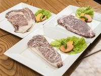 厳選して仕入れている各種の「肉」。2月29日までディスカウントプライス