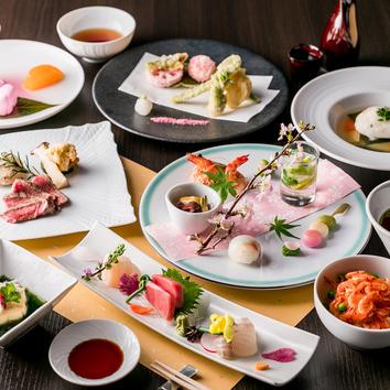 ●ディナー 8000円コース (7品)