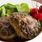 クセがなく、お肉の旨みをじっくり味わえる『馬肉ハンバーグ』 (2個240g)