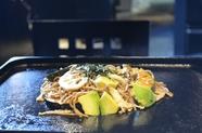 わさび醤油で炒める、完全オリジナルな『野菜和風焼きそば』