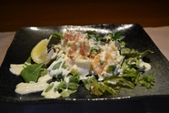 プリプリの海老を特製ダレで味わう『海老マヨネーズ炒め』