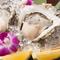 日本各地から一番の旬に合わせ買い付ける『牡蠣』