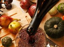 薬膳サングリアやオーガニックワインも多数取り揃えております!