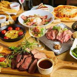 旬食材を使用し料理長が厳選した逸品たちが飾る、ボリューム満点豪華コースです