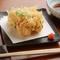 朝〆穴子の天ぷら