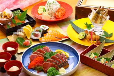 [9月~11月末日まで] 期間限定豆腐会席 秋美月(アキミヅキ)<料理コース/2名様~/予約不要>