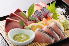 完全個室でゆったりとお楽しみください。 鮮魚のお刺身をメインとした全7品(甘味付)のお料理コースです