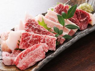国産和牛から地元のブランド肉(四万十ポーク、四万十鶏など)