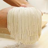 福井県産のわだつみ仕様の越前蕎麦粉を使用した手打ちそば