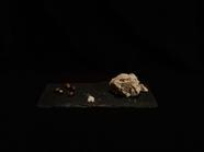 優しい甘みが広がる『シェフ特製gateau chocolat(ガトーショコラ)とblanc-manger(ブランマンジェ)』