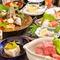大切な方をおもてなしするのにぴったりな和食割烹
