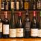 フランス、イタリア産のオーガニックワインを70銘柄以上揃える