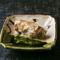 にぎりの最後にご提供する、江戸前寿司の代表格『穴子』