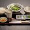 「華味鳥」のガラでとった濃厚スープが決め手『博多水炊き御膳』