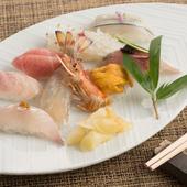 移りゆく季節の旬の味を、丁寧な料理で満喫する『季節の料理』