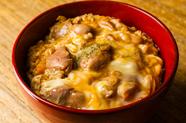 鶏肉そのものおいしさを、存分に堪能できる『親子丼』