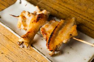 看板料理はやはり『焼鳥』。部位ごとに鶏を使い分けることで、魅力が際立ちます