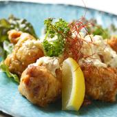 カリッと揚げ、中はジューシイな『宮崎名物!チキン南蛮』 自家製タルタルソースが決め手の人気メニュー