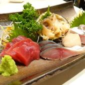 『市場直送!鮮魚料理』