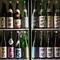 日本酒通も唸る、およそ100本の地酒やワインのラインナップ