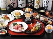 新鮮魚介と黒毛和牛の贅沢な競演。素材の旨味を最大限引き出す職人技が冴える『会席 瀬戸 Seto』