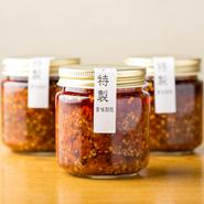 """唐辛子や香辛料を駆使した四川料理を基礎にしたオリジナルの""""旨辛""""料理が絶品です。山椒や唐辛子は四川省から仕入れており、調味料は「辣醤(ラージャン)」など自家製のものだけを使用しています。"""