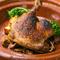ビストロの定番のお料理『フランス・シャラン産鴨のコンフィー』
