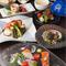 カニ、伊勢海老、アワビ…など、季節毎にとっておきの食材を使った、お鍋のコースをご用意いたしました。