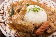 ジャズ発祥の地であるニューオリンズのソウルフード『チキン・ガンボ』。タイム、クミンなどのハーブスパイスや香味野菜などとともに丁寧に煮込んだ鶏肉の旨味が凝縮された一品です。cup/dish