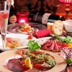 アメリカンなクリスマスはいかがですか?三日間限定の特別な料理と空間で素敵なディナータイムを演出します
