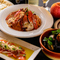 バリエーション豊富な料理が堪能できてお得な『食べ放題プラン』