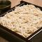 蕎麦粉は幌加内産100%(十割)です!蕎麦の風味を贅沢に♪