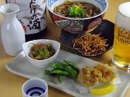 ■蕎麦出汁で食べる『道産豚のしゃぶしゃぶ鍋と十割蕎麦のセット』
