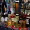 ビールやウイスキー、カクテルなどアルコールの種類が豊富