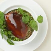 『フォアグラ飯』は、フォアグラの「ひつまぶし」ともいえる逸品