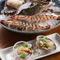 新鮮な旬の野菜や厳選した地の魚にこだわり調理