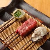香りの良さもじっくりと味わいたい、京都の奥深さを感じられる『鯛三つ葉』
