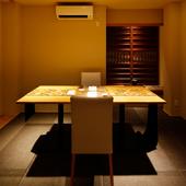 海外や遠方から訪れる客人と、ぜひ訪れたい日本料理店