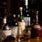 種類豊富なお酒たち。くつろぎの時間を演出してくれます