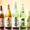 海鮮と日本酒は最高の組合わせ。おすすめは『天狗舞』