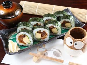 すべて手づくり。どこか懐かしい味わいの『巻き寿司』
