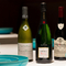 シェフのアイデア光る料理に寄り添うようなフランスワイン