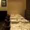 小さなレストランならではのきめ細やかなサービスに心酔
