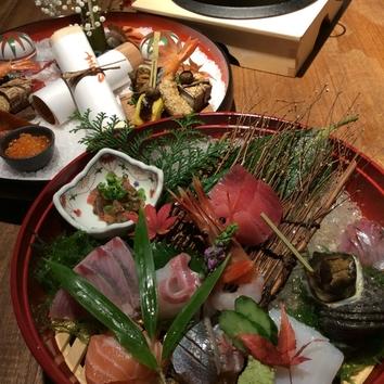 ◆旬菜コースA