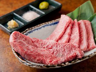 自分の目で見て一頭買いした『牛肉』