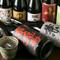 全国各地にお酒が種類豊富。お気に入りの銘柄に出会えるかも