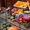 ヘルシー・安全・健康をテーマに、すべて「有機野菜」を使用