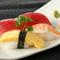 ネタとシャリのバランスが絶妙で一貫一貫丁寧に握っている「寿司」