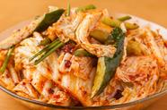 オリジナルのドレッシングが抜群においしい『白菜サラダ』